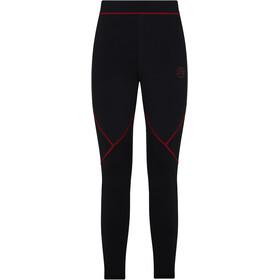 La Sportiva Instant Pantaloni Uomo, nero/rosso